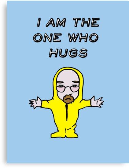 The One Who Hugs by PinkLlama