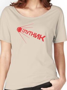 Sputnik 1957 Special Women's Relaxed Fit T-Shirt