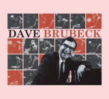 Dave Brubeck - Jazz Master One Piece - Long Sleeve