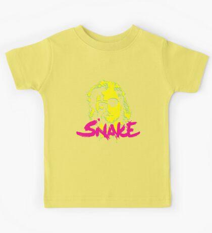 Straight Up Snake Kids Tee