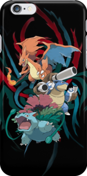 Mega Kanto Stater Evolutions by Jrwalker55