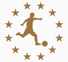 Soccer Player Star by Style-O-Mat