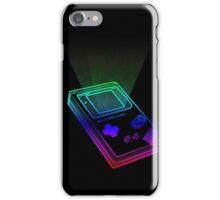 Gameboy 3 iPhone Case/Skin