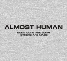 Almost Human - Dark by VancityFilming