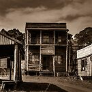Ghost town by Gerard Rotse