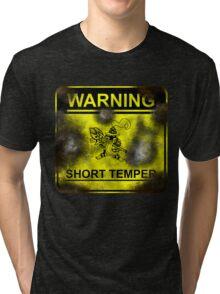 Veigar-Short Temper  Tri-blend T-Shirt
