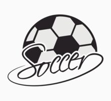 Soccer Ball Logo by Style-O-Mat