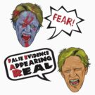 Gary Busey Fights Zombusey with a Buseyism by Jason Wright