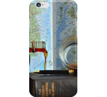 The Tipsy Scholar iPhone Case/Skin