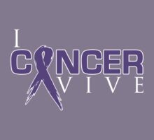 I Can Survive - Pancreatic Cancer by RawJaw