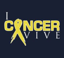 I Can Survive - Sarcoma Cancer by RawJaw