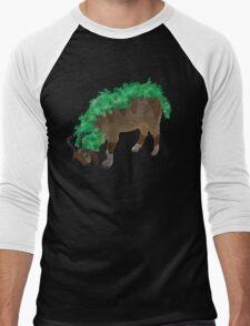 Gogoat Men's Baseball ¾ T-Shirt