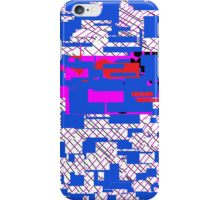 cool cat lover iPhone Case/Skin