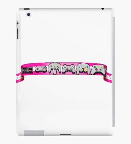 VideoGame Controllers iPad Case/Skin
