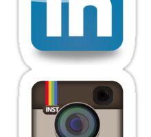 Social Network Sticker