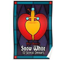 Walt Disney's Snow White and the Seven Dwarfs Poster