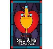 Walt Disney's Snow White and the Seven Dwarfs Photographic Print
