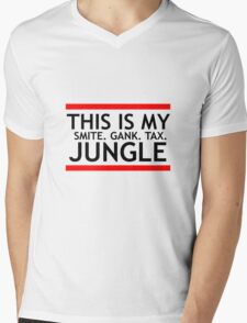 This is My Jungle Mens V-Neck T-Shirt