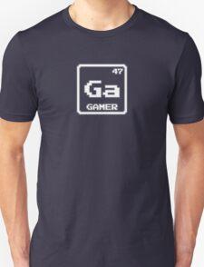 Element of the Gamer (White) Unisex T-Shirt
