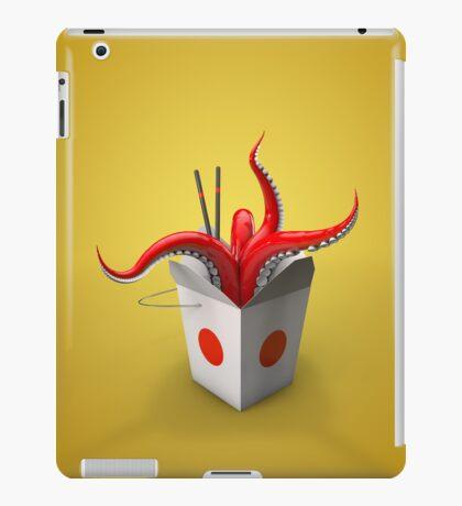 Takeout? iPad Case/Skin