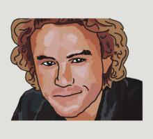 Heath Ledger by Grainwavez