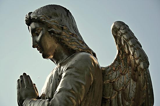 Praying Angel by BirgitHM