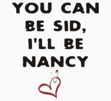 Sid and Nancy by Samantha Jane