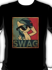 Rainbow Dash Swag T-Shirt