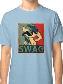 Rainbow Dash Swag Classic T-Shirt