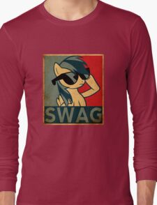 Rainbow Dash Swag Long Sleeve T-Shirt