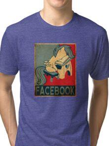 Scootaloo Tri-blend T-Shirt