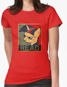 Twilight Sparkle Womens Fitted T-Shirt