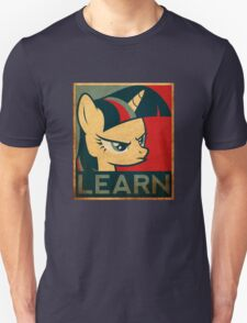 Learn - Twilight Sparkle Unisex T-Shirt