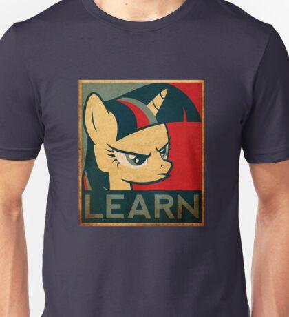 Learn - Twilight Sparkle Unisex T-Shirt