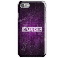ERIDIAN iPhone Case/Skin