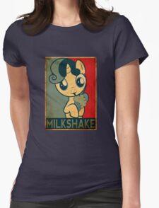 Sweetie Belle Milkshake Womens Fitted T-Shirt