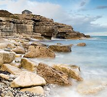 The Overlook at Portland Bill by Chris Frost Photography