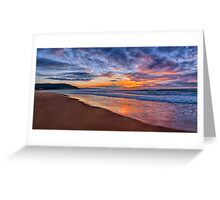 Morning Glory - Palm Beach Sydney - The HDR Experience Greeting Card