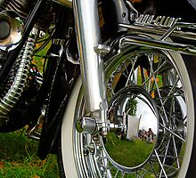 HARLEY DAVIDSON by MIKESCOTT