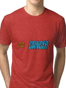 Cancer Tri-blend T-Shirt