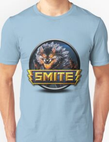 Smite Fenrir Logo Unisex T-Shirt