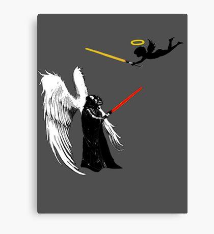 angels&demons... Canvas Print