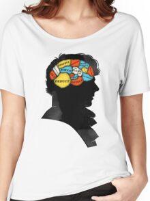 Sherlock Phrenology Women's Relaxed Fit T-Shirt
