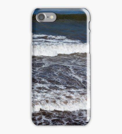 MORAY WAVES iPhone Case/Skin
