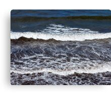 MORAY WAVES Canvas Print