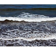 MORAY WAVES Photographic Print