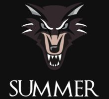 Direwolf Summer by sher00