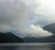 Lake Crescent,  by Loisb