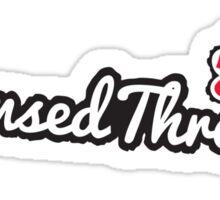 Licensed Threads Sticker