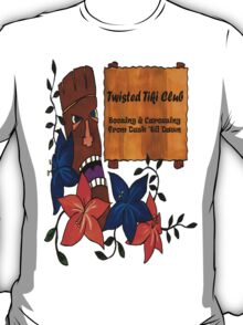 Twisted Tiki Club T-Shirt
